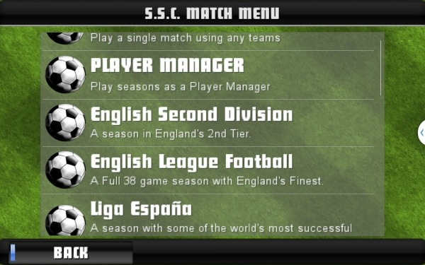 Super Soccer Champs Android Game Image 1