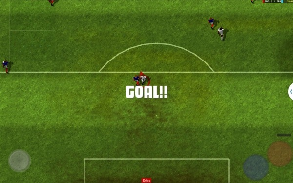 Super Soccer Champs Android Game Image 2