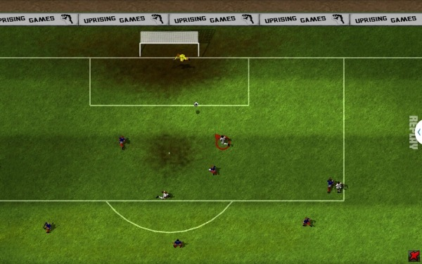 Super Soccer Champs Android Game Image 3