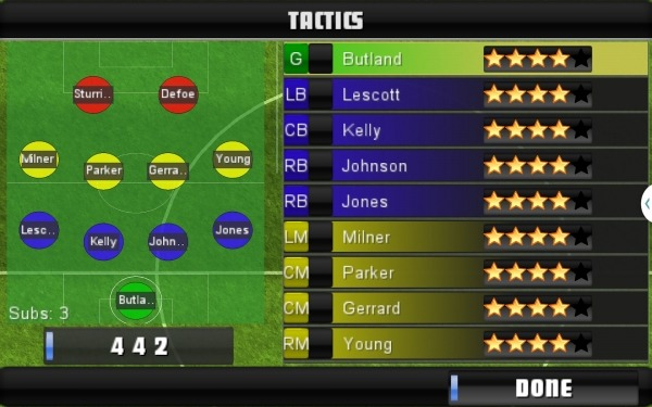 Super Soccer Champs Android Game Image 4