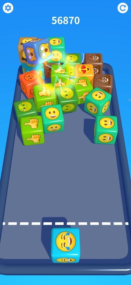Emoji Master 3D Android Game Image 2