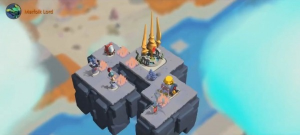 Forts Mobile Android Game Image 1