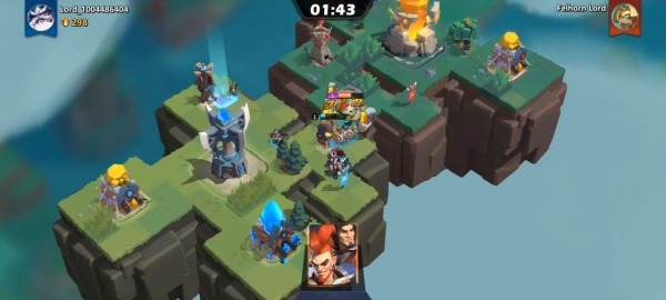 Forts Mobile Android Game Image 2