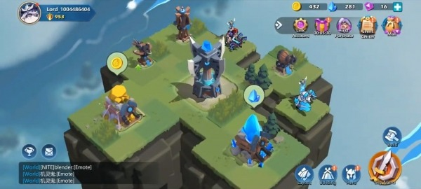 Forts Mobile Android Game Image 4