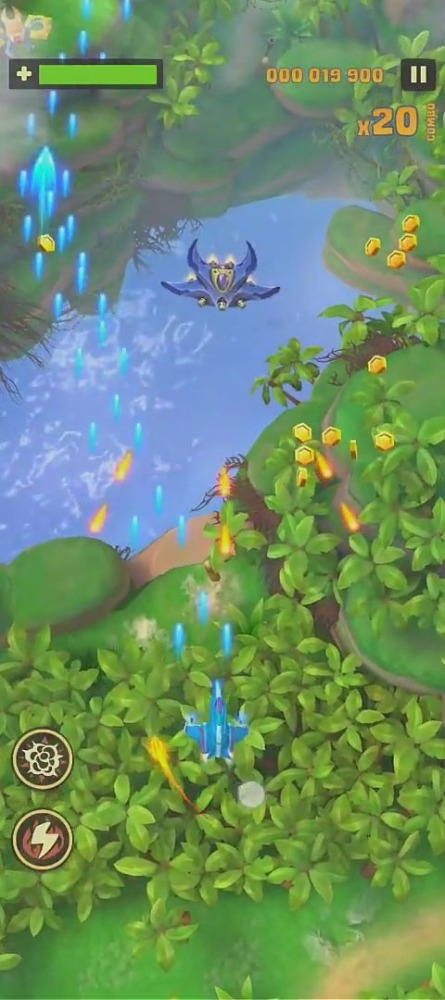 Sky Patrol: Shoot 'em Up Games Android Game Image 1