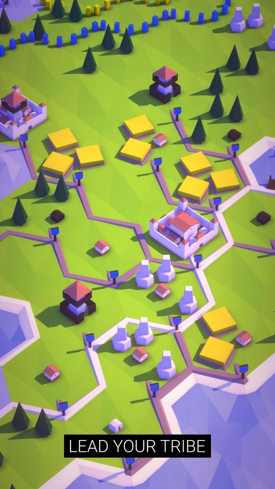 Abstrrkt Explorers - Turn Based Strategy Android Game Image 1