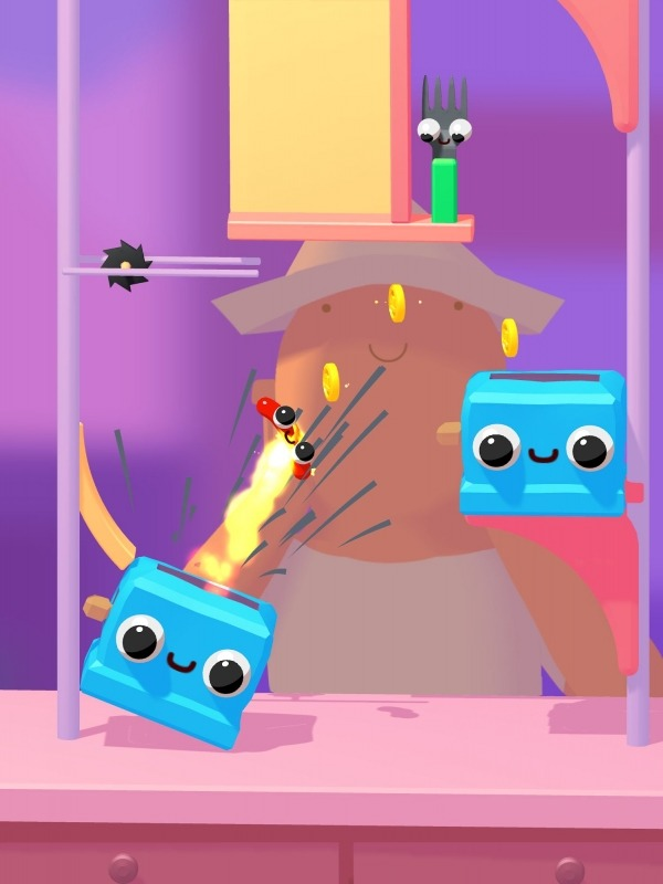 Fork N Sausage Android Game Image 3