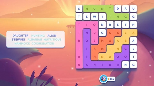 Word Lanes Search: Relaxing Word Search Android Game Image 2