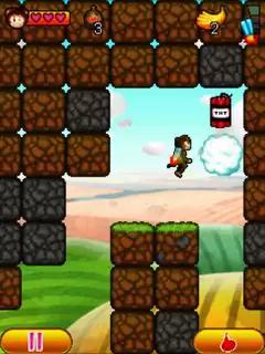 Aero Monkey Java Game Image 2