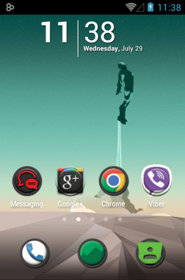 MattX Icon Pack Android Theme Image 1