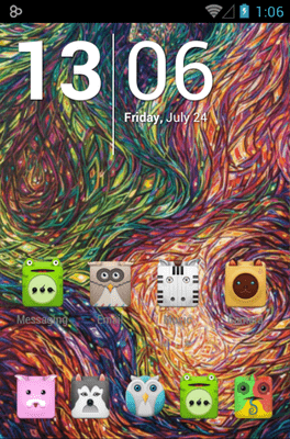 Animalcg Icon Pack Android Theme Image 1