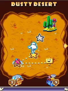 Looney Tunes: Monster Match Java Game Image 2