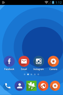 Rondo Icon Pack Android Theme Image 3