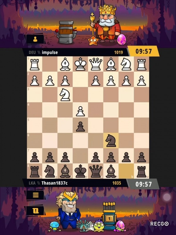 Chess Universe - Play Free Chess Online & Offline Android Game Image 1