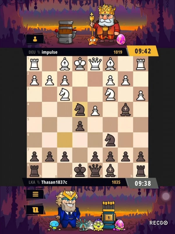 Chess Universe - Play Free Chess Online & Offline Android Game Image 3