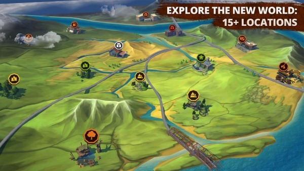 Days After: Zombie Games. Killing, Shooting Zombie Android Game Image 3
