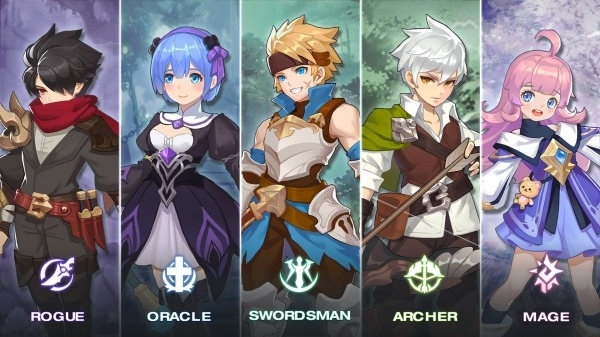 Guardians Of Cloudia Android Game Image 1