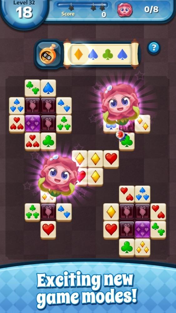 Mahjong Magic Fantasy : Tile Connect Android Game Image 4