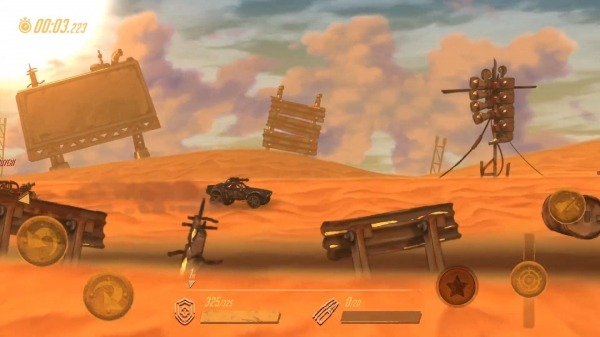 Road Warrior: Combat Racing Android Game Image 2
