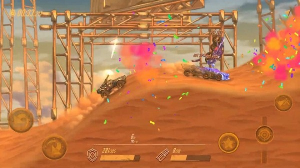 Road Warrior: Combat Racing Android Game Image 3