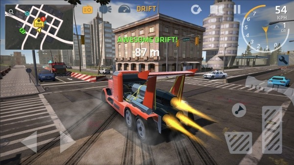 Ultimate Truck Simulator Android Game Image 1