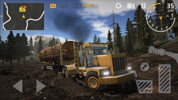 Ultimate Truck Simulator Android Game Image 2
