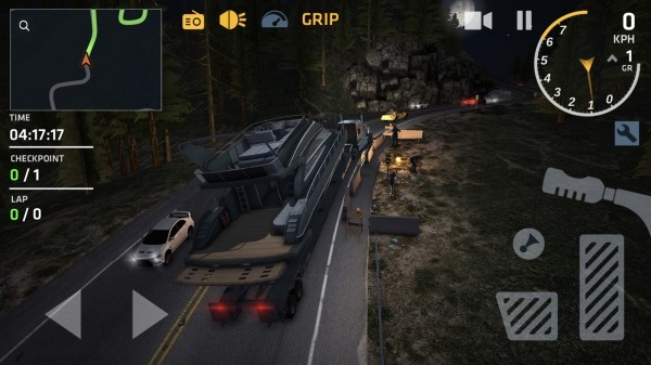 Ultimate Truck Simulator Android Game Image 4