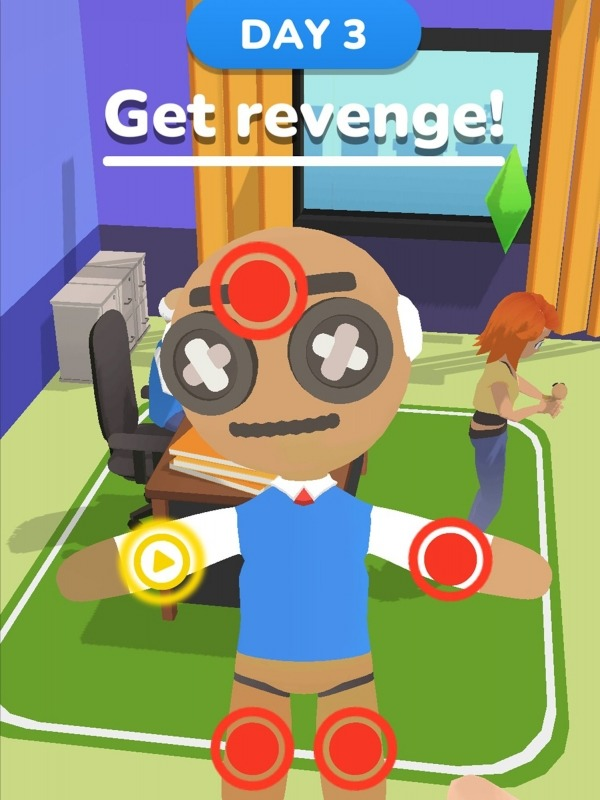 Voodoo Doll Android Game Image 1