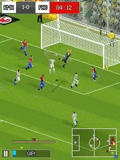 Real Football 2014 Java Game Image 2
