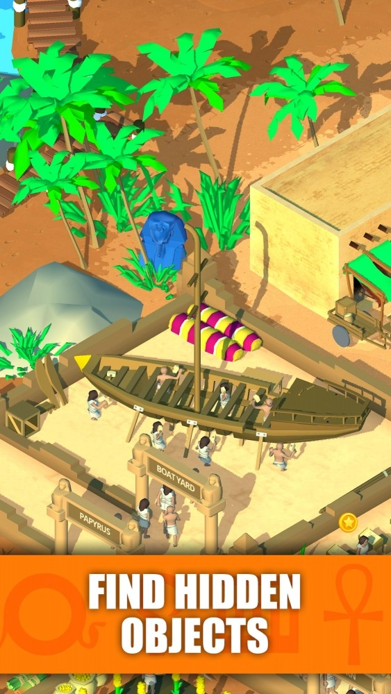 Idle Egypt Tycoon: Empire Game Android Game Image 4