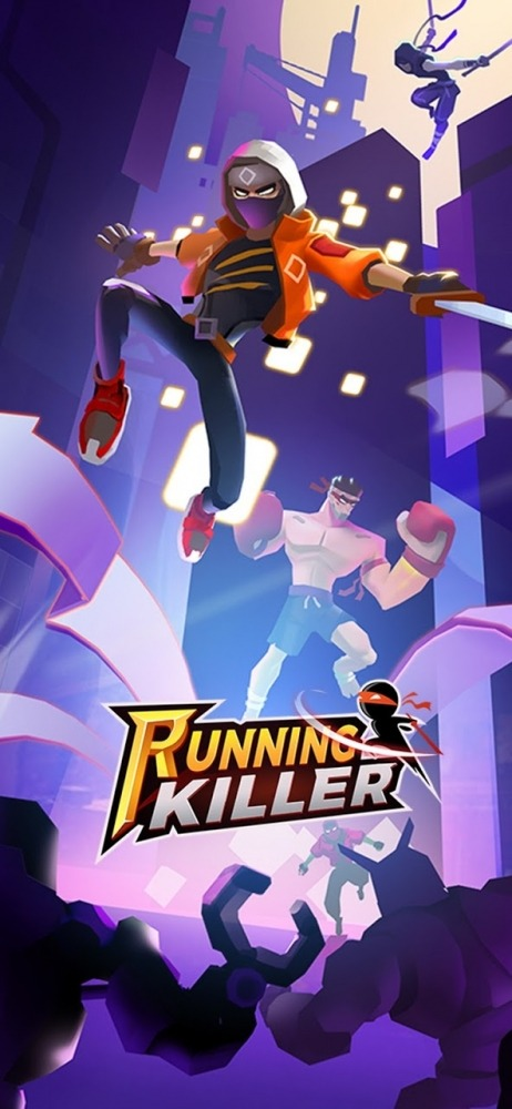 Running Killer Android Game Image 1
