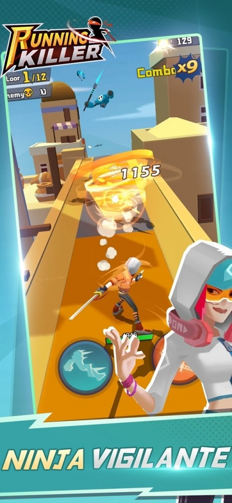 Running Killer Android Game Image 3