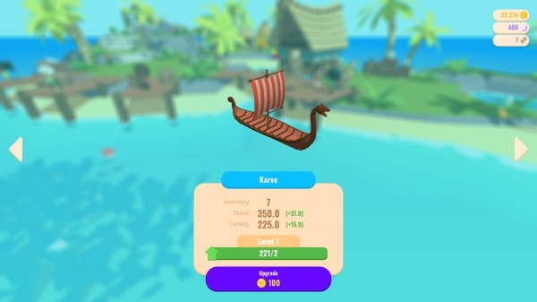 Tides: A Fishing Game Android Game Image 1