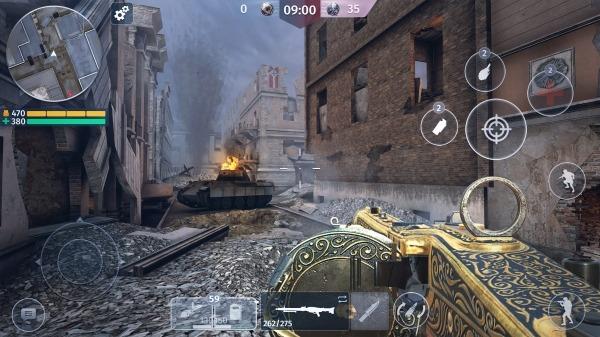 World War 2 - Battle Combat (FPS Games) Android Game Image 4