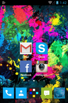 255 Square Lite Icon Pack Android Theme Image 2