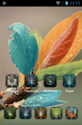 LUMEN Icon Pack Android Theme Image 2