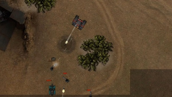 Pacifism Android Game Image 1