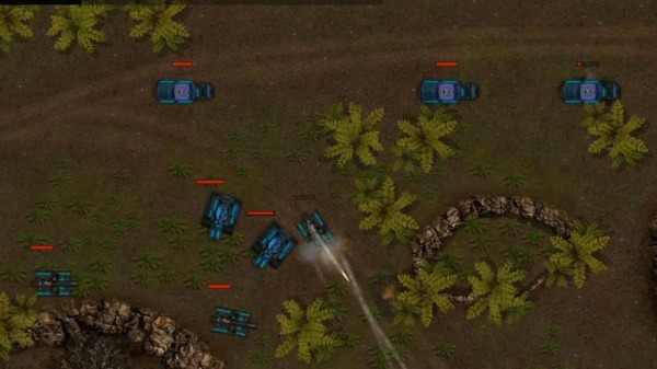 Pacifism Android Game Image 2