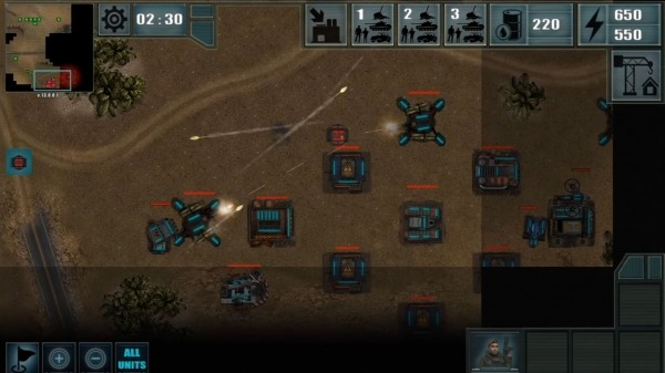Pacifism Android Game Image 3
