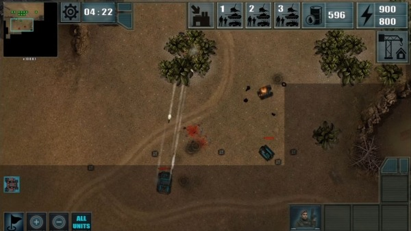Pacifism Android Game Image 4
