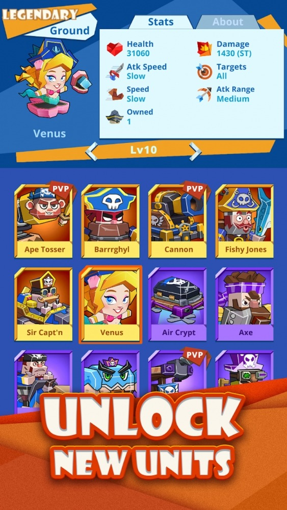 Paper Heroes Sky Pirates Android Game Image 3