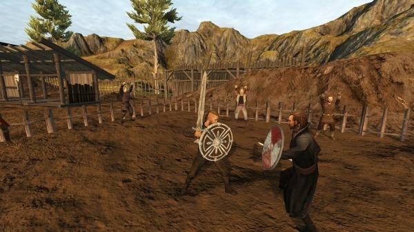 Vikings: Valhalla Saga Android Game Image 1