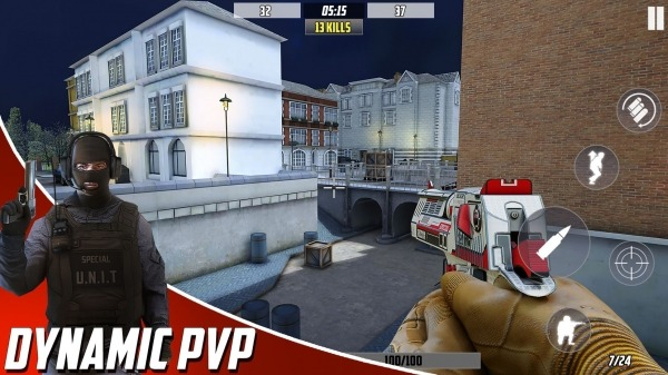 Hazmob FPS : Online Multiplayer Fps Shooting Game Android Game Image 3