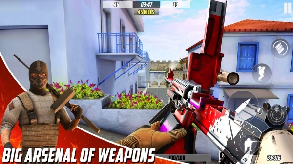 Hazmob FPS : Online Multiplayer Fps Shooting Game Android Game Image 5