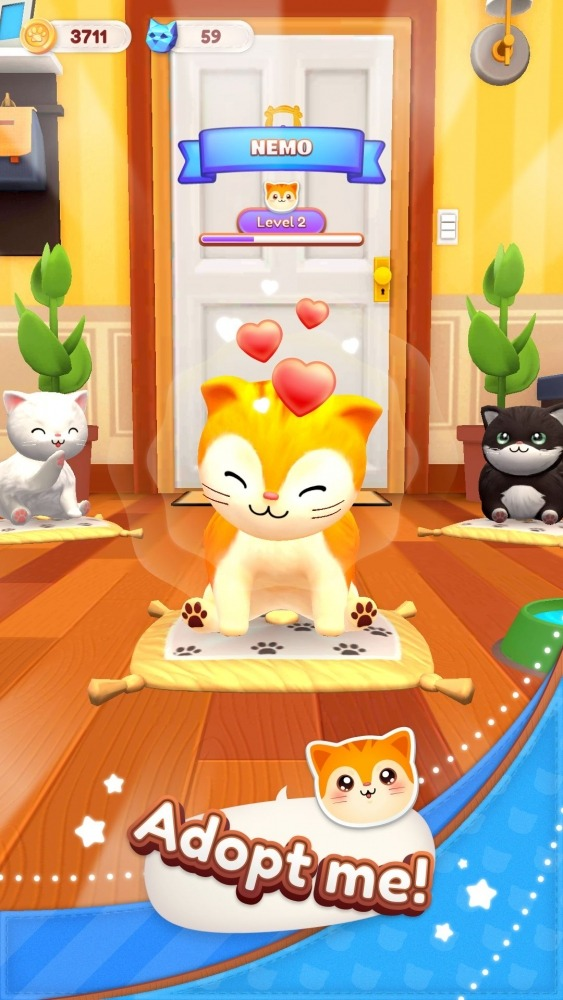 Pet Me Hard Android Game Image 3
