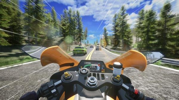 Speed Motor Dash:Real Simulator Android Game Image 4