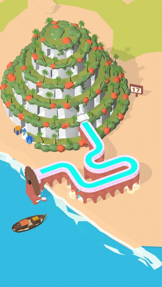 Water Connect Flow Android Game Image 4