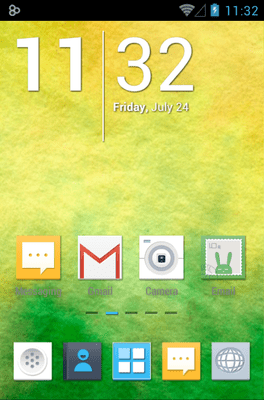Cleanfree Icon Pack Android Theme Image 1