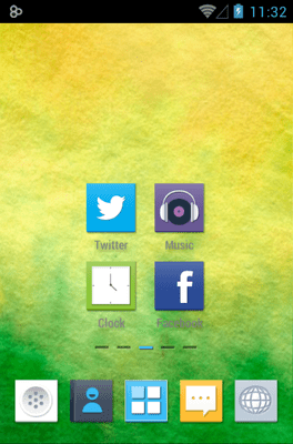 Cleanfree Icon Pack Android Theme Image 2