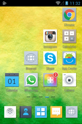 Cleanfree Icon Pack Android Theme Image 3